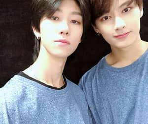 Seventeen, the8, and jun image