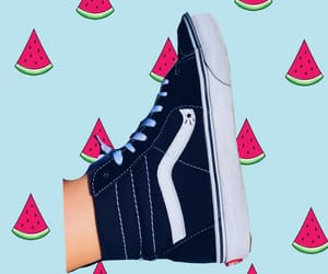 artsy, high tops, and shoes image
