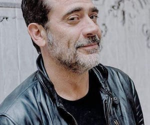 negan, jeffrey dean morgan, and the walking dead image