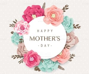 flowers, lovely, and mommy image