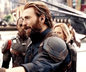 captain america, gif, and steve rogers image