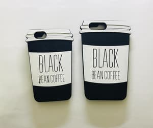 black coffee, phone case, and coffee iphone case image