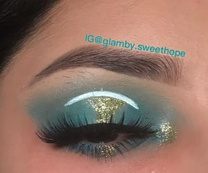 eyeliner, eyelook, and ‎mua‬ ‪ image