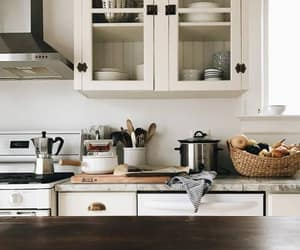 home decor, house, and kitchen image