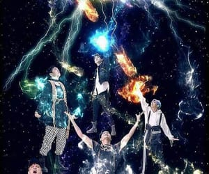 exo, power, and wallpaper image