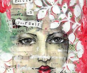 advice, art, and selfcare image