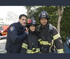 ABC, station 19, and jaina lee ortiz image