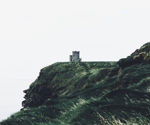 alone, castle, and ireland image