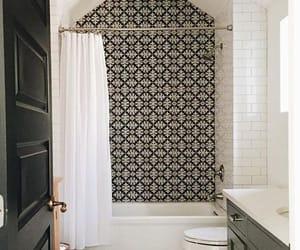 bathroom, love, and design image