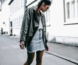 fashion, jacket, and looks image