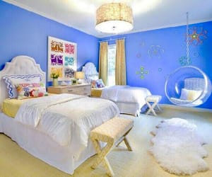 bedrooms, decor, and kids room image