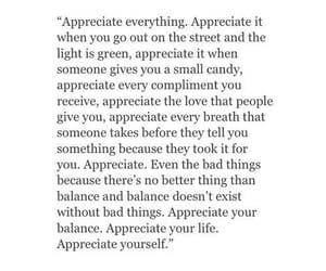 quotes, text, and appreciate image