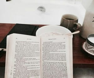 bath, beige, and reading image