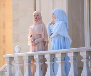 beauty, hijab, and chechenka image