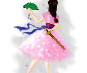 arte, danza, and princesa image