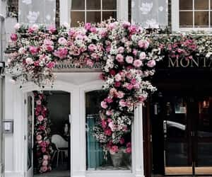 flowers, beautiful, and shop image