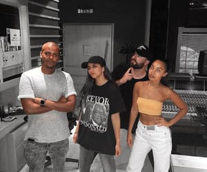 beautiful, leigh-anne pinnock, and friends image