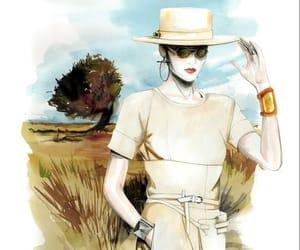 art fashion, classy, and fashion image