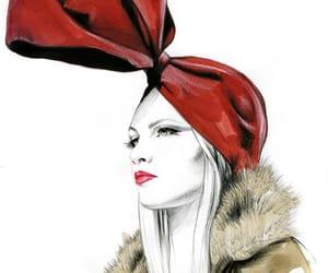 art fashion, drawing, and fashion image