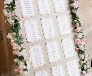 Fleurs, mariage, and flowers image