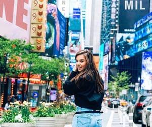 fashion, happy, and new york image