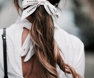 hair, fashion, and chanel image