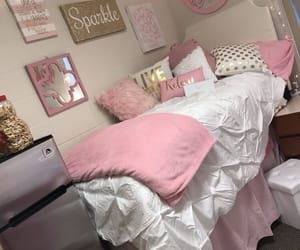 inspiration, room, and pink image