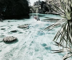travel, summer, and water image