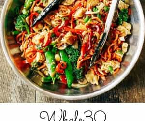 delicious, healthy, and noodles image