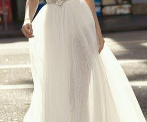 bridal, fashion, and bride image