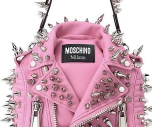 bag, fashion, and Moschino image