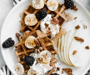 breakfast, food, and dinner image