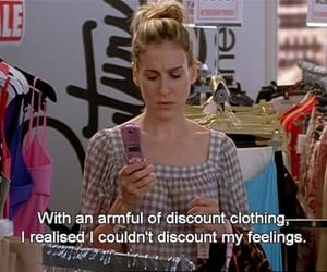 quotes, Carrie Bradshaw, and sex and the city image