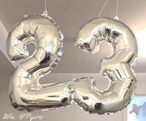 23, balloon, and balloons image