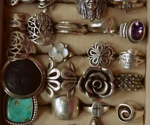 accessories, grunge, and jewellery image