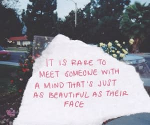 beautiful, face, and mind image