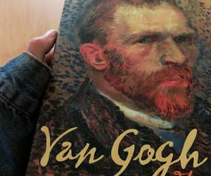 art, artist, and books image