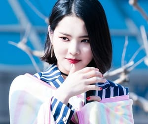 asian, kpop, and Lucy image