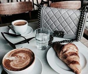 coffee, food, and chanel image