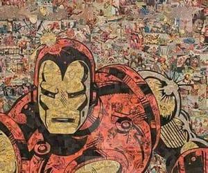 iron man and marvel comics image