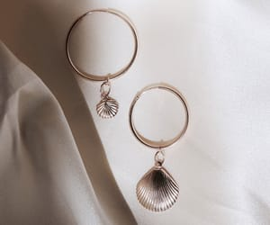 accessories, earrings, and chic image