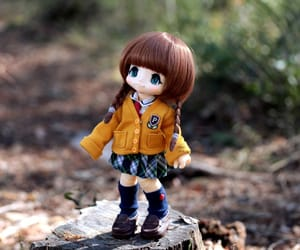 doll, dolls, and japan image
