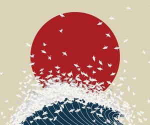 japan, art, and japanese image