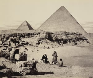 archaeology, history, and pyramids image