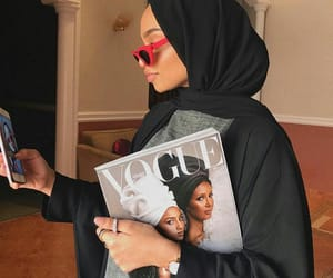 fashion, girl, and islam image