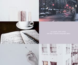 aesthetic, books, and city image