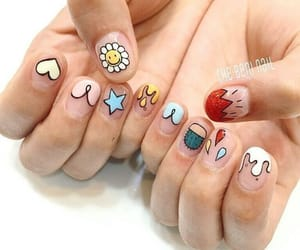 heart, nails, and stars image