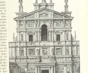architecture, large, and milan image