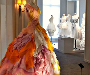 dress, fashion, and dior image