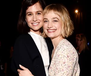 alison sudol, katherine waterston, and fantastic beasts image